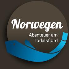 Angel-Abenteuer am Todalsfjord